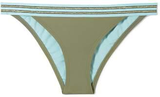Vince Camuto Banded Bikini Bottom