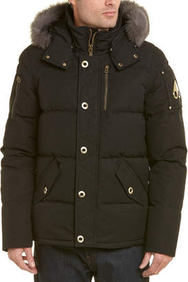 Moose Knuckles Nelson Down Jacket
