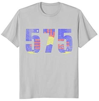 575 Denim Vintage Roswell Flag New Mexico T Shirt