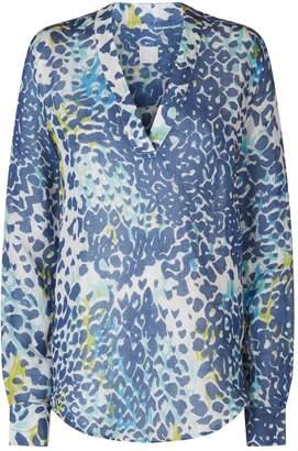 120% Lino 120 Lino Linen Tunic Dress