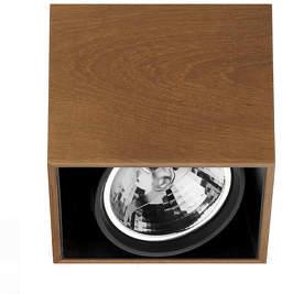 Compass Box - Quadratische Deckenlampe von FLOS
