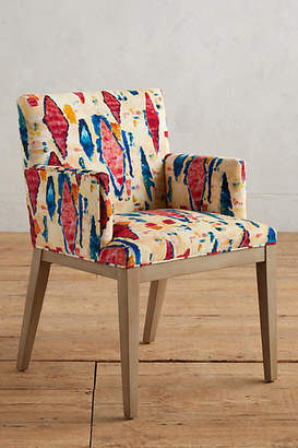 Anthropologie Medina Abstract-Printed Emrys Armchair