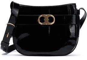 Tory Burch Patent-leather Shoulder Bag