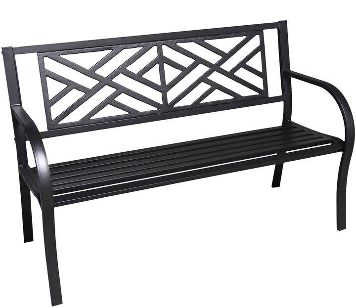 Bed Bath & BeyondMaze Cast Iron Park Bench
