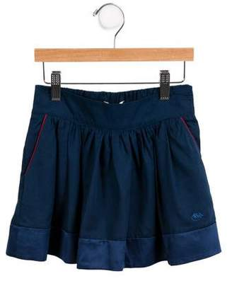 Little Marc Jacobs Girls' Gathered Mini Skirt w/ Tags