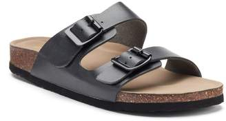 Steve Madden Nyc NYC Breckk Women's Footbed Sandals