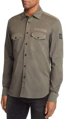 Belstaff Palterton Regular Fit Utility Shirt
