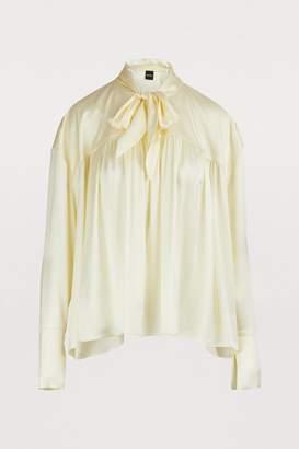 Magda Butrym Calada shirt