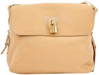 Marc Jacobs Beige Leather Handbag