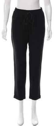 Stella McCartney Straight-Leg High-Rise Pants