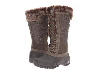 The North Face Shellista II Tall (Weimaraner Brown/Dove Grey