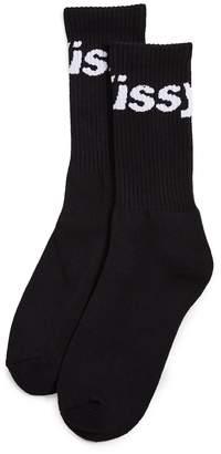Stussy Logo Socks
