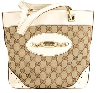 Gucci GG Monogram Small Tote (4014010)