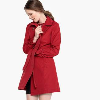 La Redoute COLLECTIONS Trench Coat with Sleeve Bows
