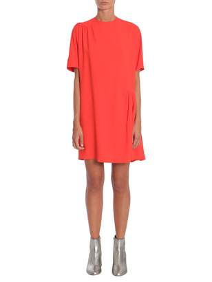 MSGM crepe dress