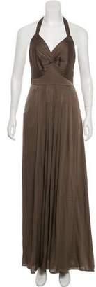 Rachel Zoe Silk Evening Dress