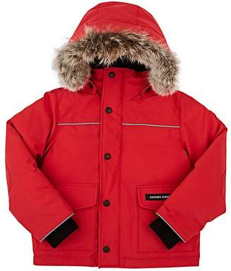 Canada Goose Lynx Tech-Fabric Youth Parka $475 thestylecure.com