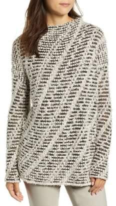 Nic+Zoe NIC + ZOE Ethereal Chunky Knit Sweater