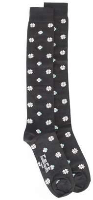 fe-fe flowers socks