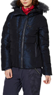 Helly Hansen Primerose Women's Ski Jacket, Graphite Blue