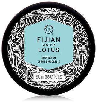 The Body Shop Fijian Water Lotus Body Cream Moisturizer