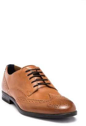 H By Hudson Indus Leather Derby
