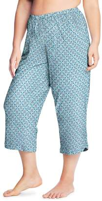 Just My Size Women's Plus Sleepwear Capri