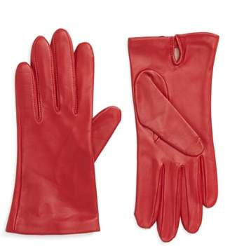 Nordstrom Lambskin Leather Gloves