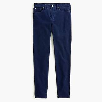 """J.Crew 9"""" High-Rise Toothpick Jean In Garment-Dyed Corduroy"""