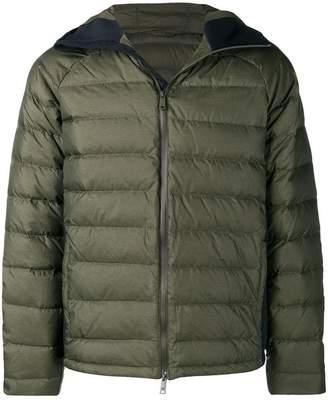 Emporio Armani short padded jacket