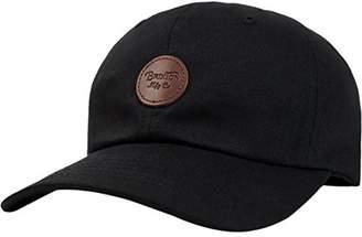 239c1f77e4d46 Brixton Men s Wheeler Medium Profile Adjustable Snapback Hat