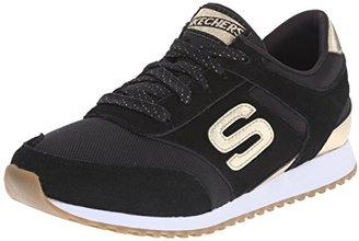 Skechers Originals Women's Retros OG 78 Gold Fever Fashion Sneaker $20.99 thestylecure.com