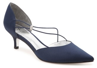 Adrianna Papell Lacy Pump