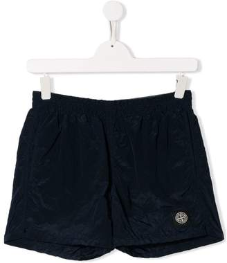 Stone Island Junior TEEN casual shorts