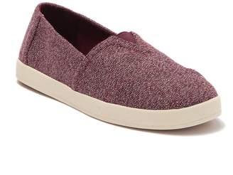 Toms Avalon Woven Slip-On Sneaker
