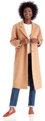 Camille Coat $218 thestylecure.com