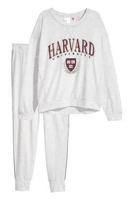 H&M Pajamas - Light gray - Women