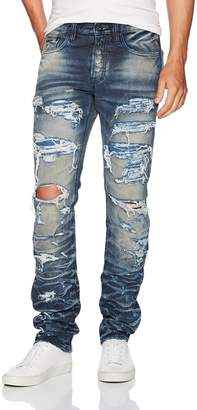 PRPS GOODS&CO. Men's Quilt Jean