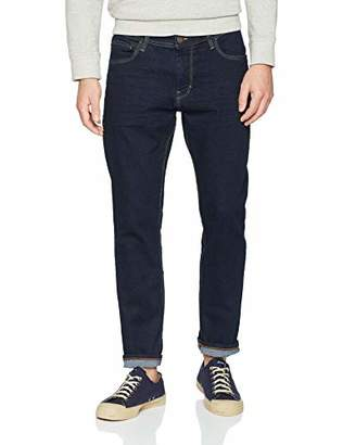 Tom Tailor Casual Men's Tom Tail, Clean Rinsed Blue Denim, 38/34 Slim Jeans, De 10115, W30/L30 (Size: 30)