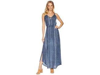 Rip Curl Blue Tides Dress Women's Dress