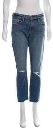 Frame Le Boy Mid-Rise Boyfriend Jeans