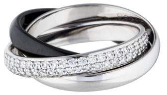 Cartier Diamond Trinity de Ring