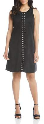 Karen Kane Studded A-Line Dress