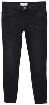 MANGO Irina skinny push-up jeans