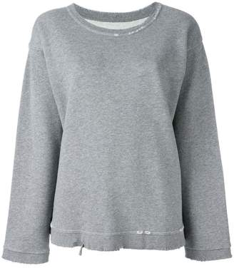 RtA Beal distressed sweatshirt