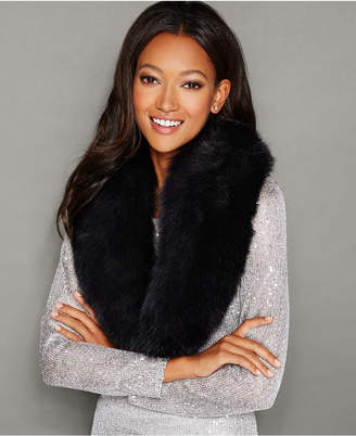 The Fur Vault Fox Fur Collar $795 thestylecure.com