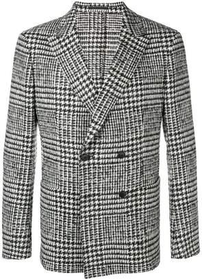 Ermenegildo Zegna printed fit jacket