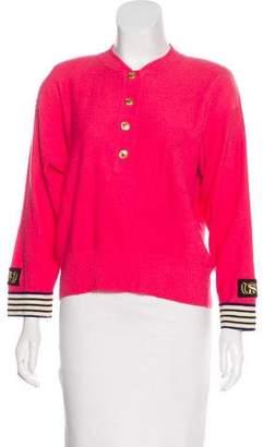 Sonia Rykiel Long Sleeve Sweater