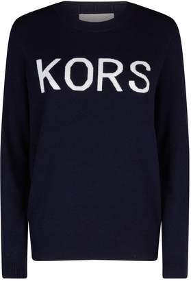 MICHAEL Michael Kors Logo Sweater