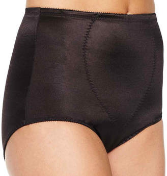 JCPenney Underscore Rainbow Stretch Satin Tummy Panel Light Control Control Briefs - 123-3904